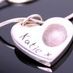 Fingerprint Jewellery Necklace