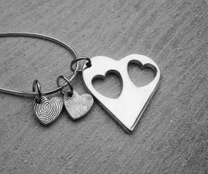 Bambini heart cut outs