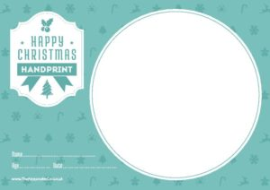 Happy Christmas Certificate