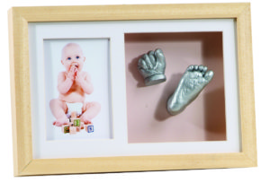 Framed Castings with a Photo