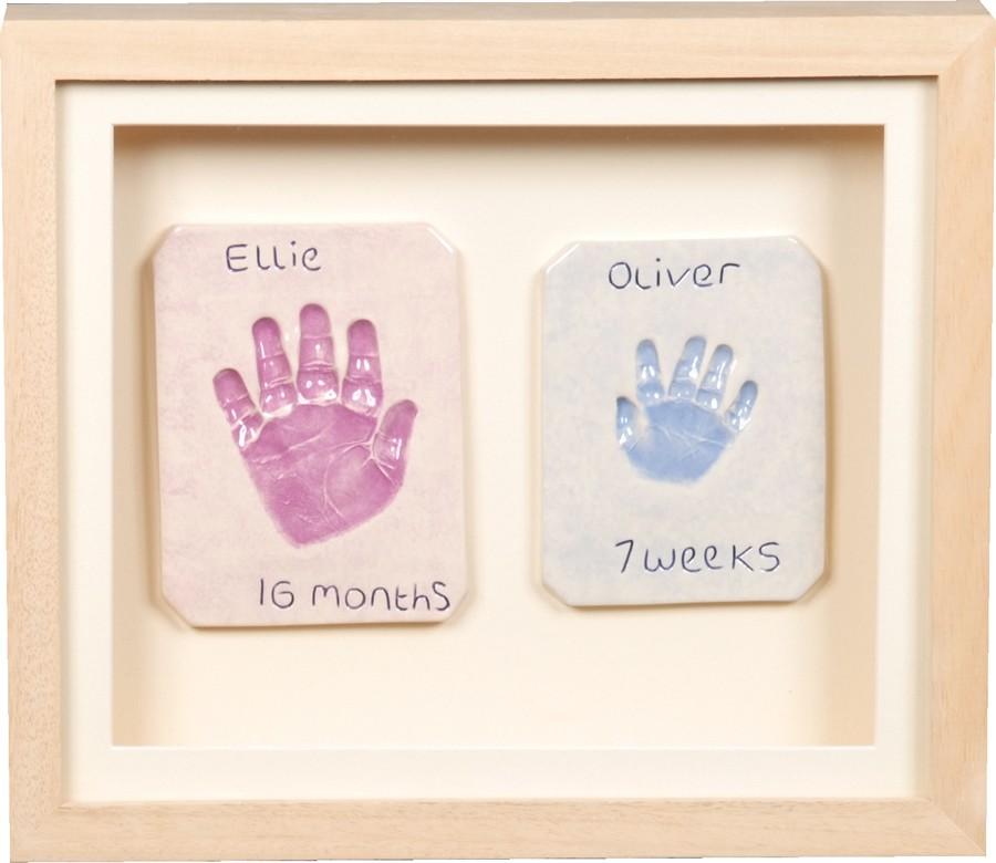 Ceramic Baby Imprints