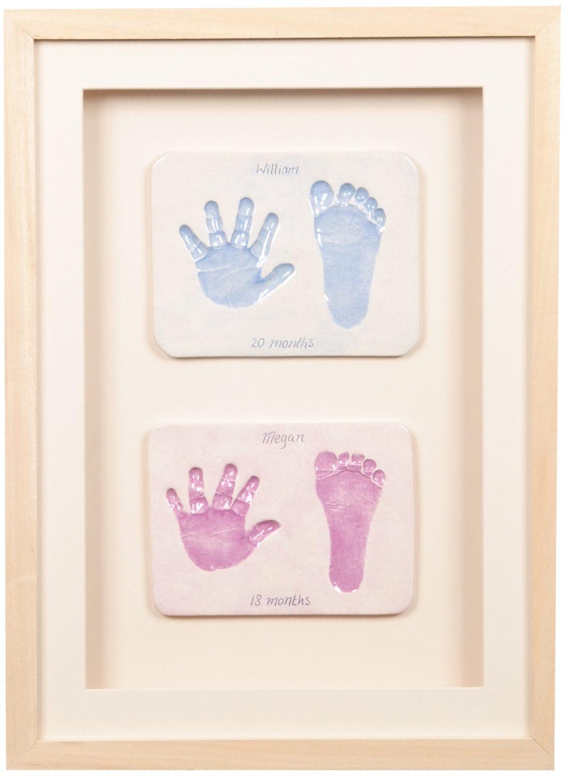 Box Frames Archives - Baby Keepsakes
