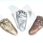 baby footprint kit