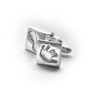 jewellery with hand prints by True Love Keepsakes