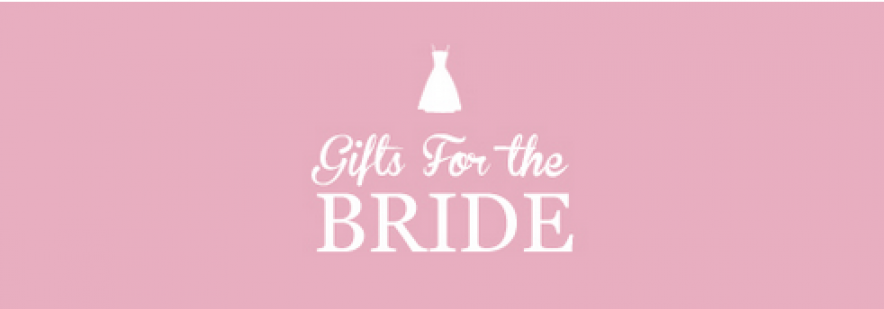 Personalised Wedding Gifts For The Bride