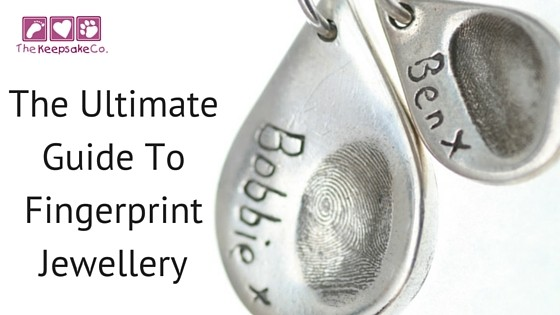 The only guide to Fingerprint Jewellery that you will ever need