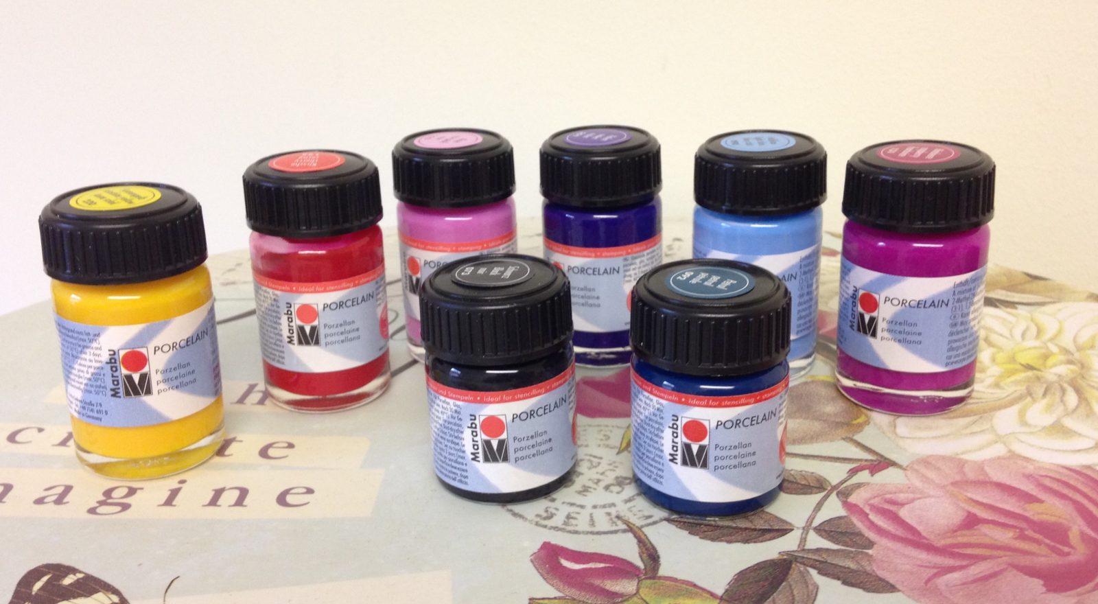 15ml Marabu Ceramic Paint