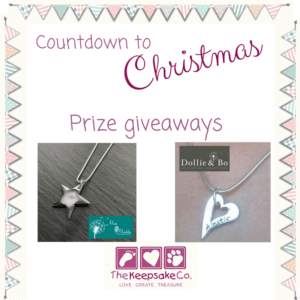 countdown to christmas prize giveaway