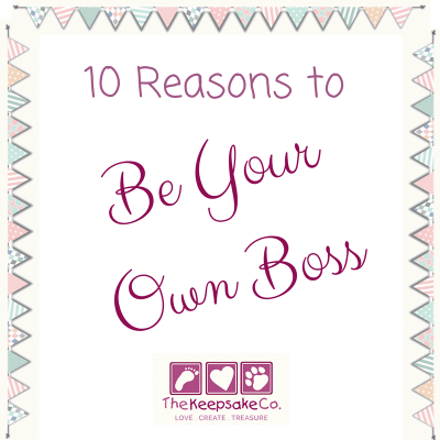 Be Your Own Boss: 10 reasons to go for it