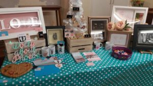 Dotty About Phoebe Christmas Stall