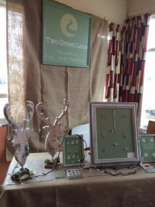 Two Green Lane Christmas Stall