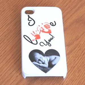 i love you phone case