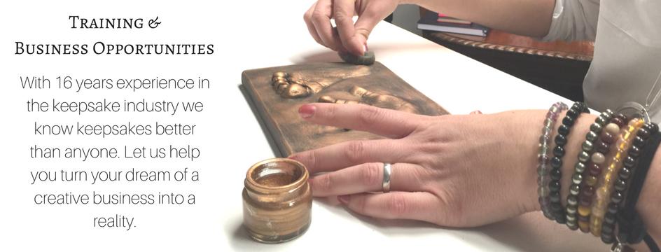 Fingerprint Jewellery Training