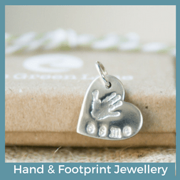 Hand and Footprint Jewellery