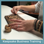 Keepsake Business Training