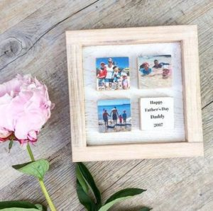 Personalised Father's Day Gift Frame
