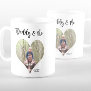 Personalised Father's Day Gift Mug