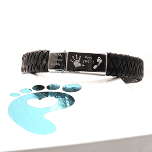 Personalised Father's Day Gifts Bracelet
